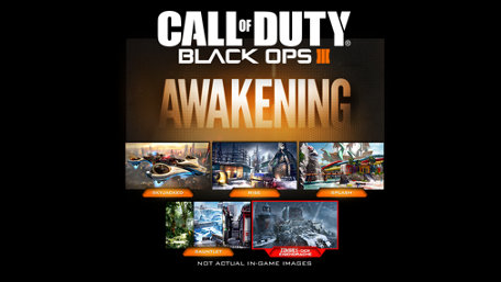 Call of Duty: Black Ops III - DLC 1: Awakening Trailer Screenshot