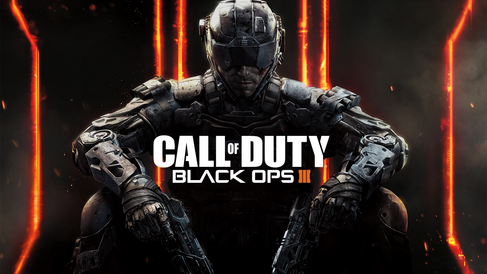 Call Of DutyR Black Ops III Game