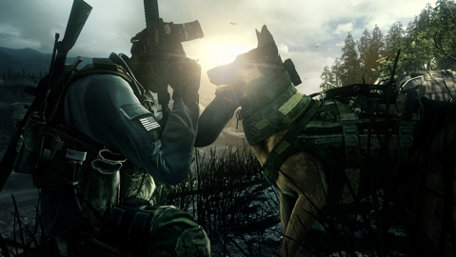 Call of Duty®: Ghosts Trailer Screenshot