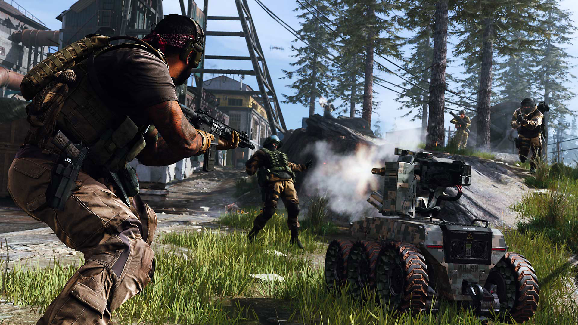 do you need ps plus to play modern warfare beta