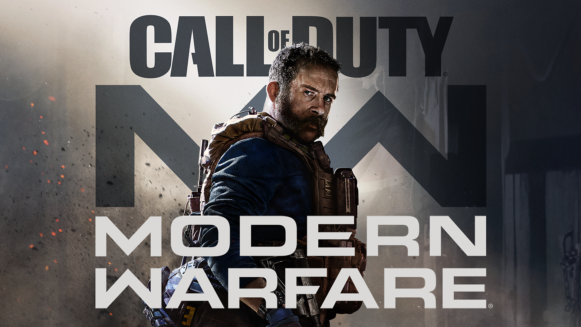 Call of Duty: Modern Warfare Key Art