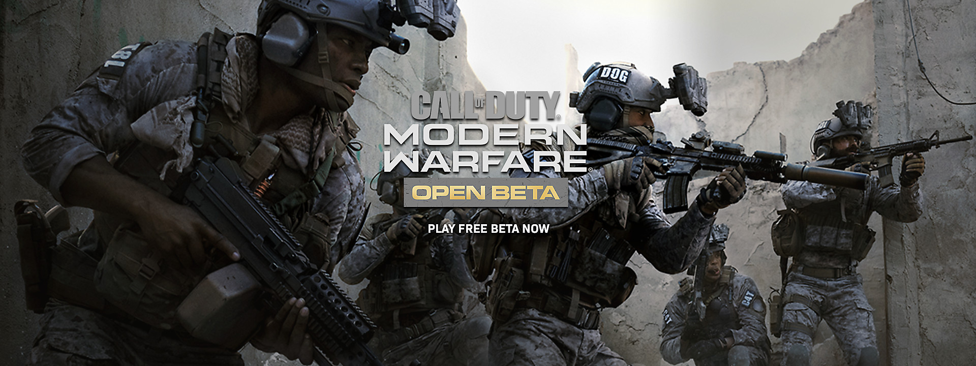 Call of Duty: Modern Warfare - Open Beta Now Available
