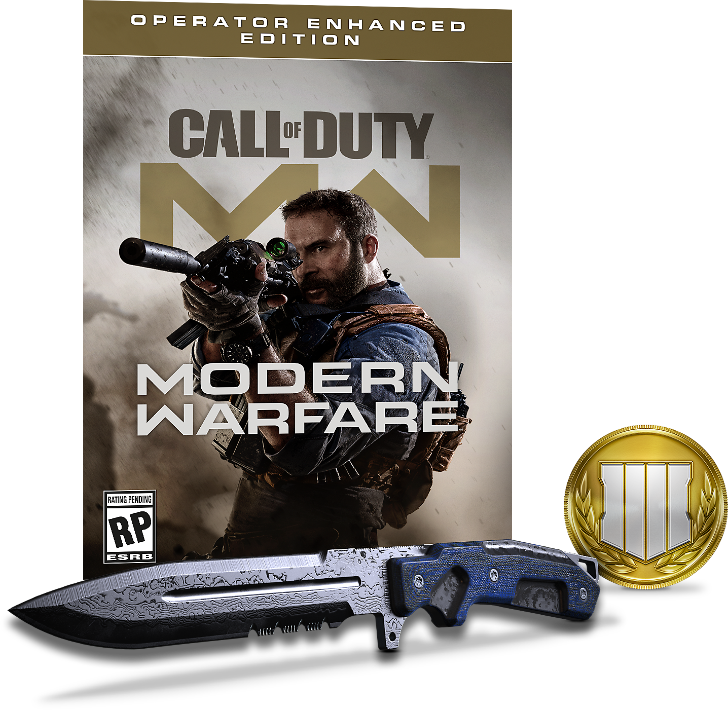Call of Duty Modern Warfare Operator Enhanced Edition Digital Items