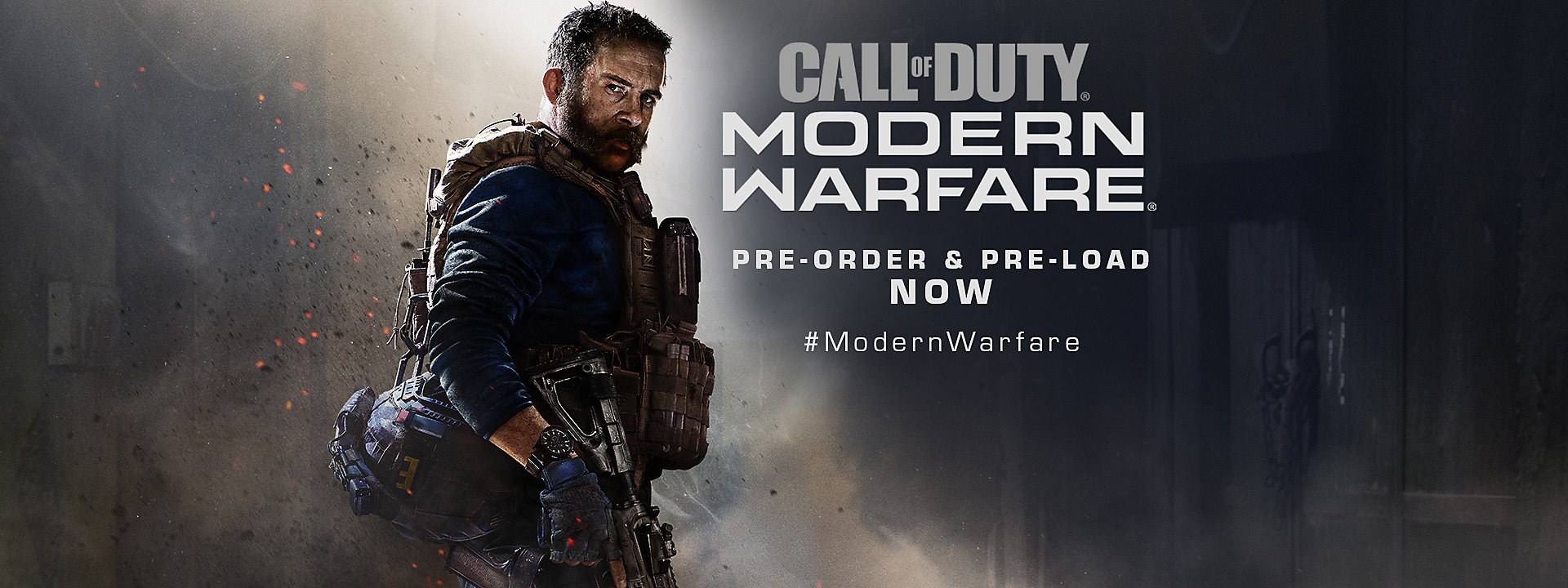 Call of Duty: Modern Warfare - Pre-Load Available Now