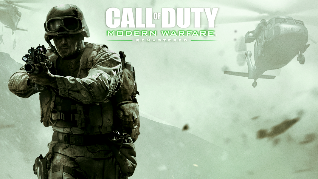 Call of Duty®: Modern Warfare® Remastered Game | PS4 - PlayStation