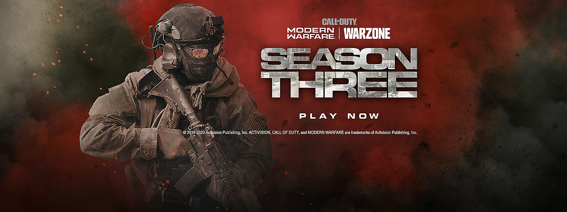 Call of Duty: Modern Warfare - Season 3 Now Available