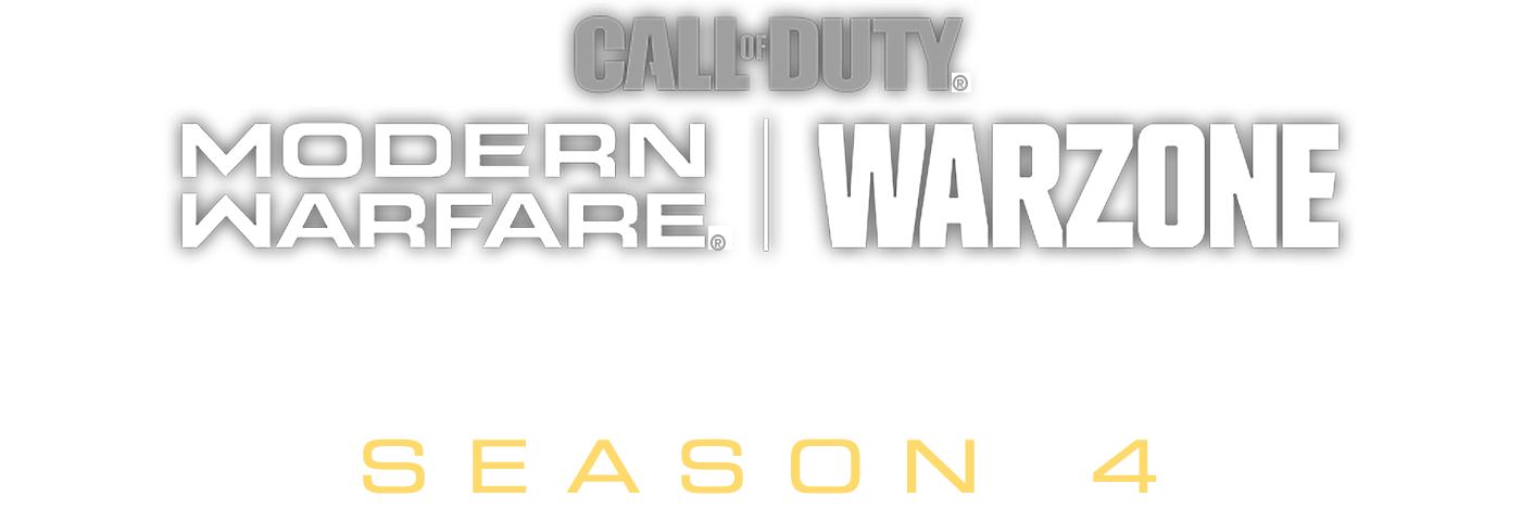 Call of Duty: Modern Warfare - Season 4 Battle Pass - Logo