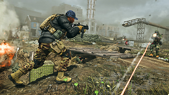 Call of Duty®: Modern Warfare® - Screenshot INDEX