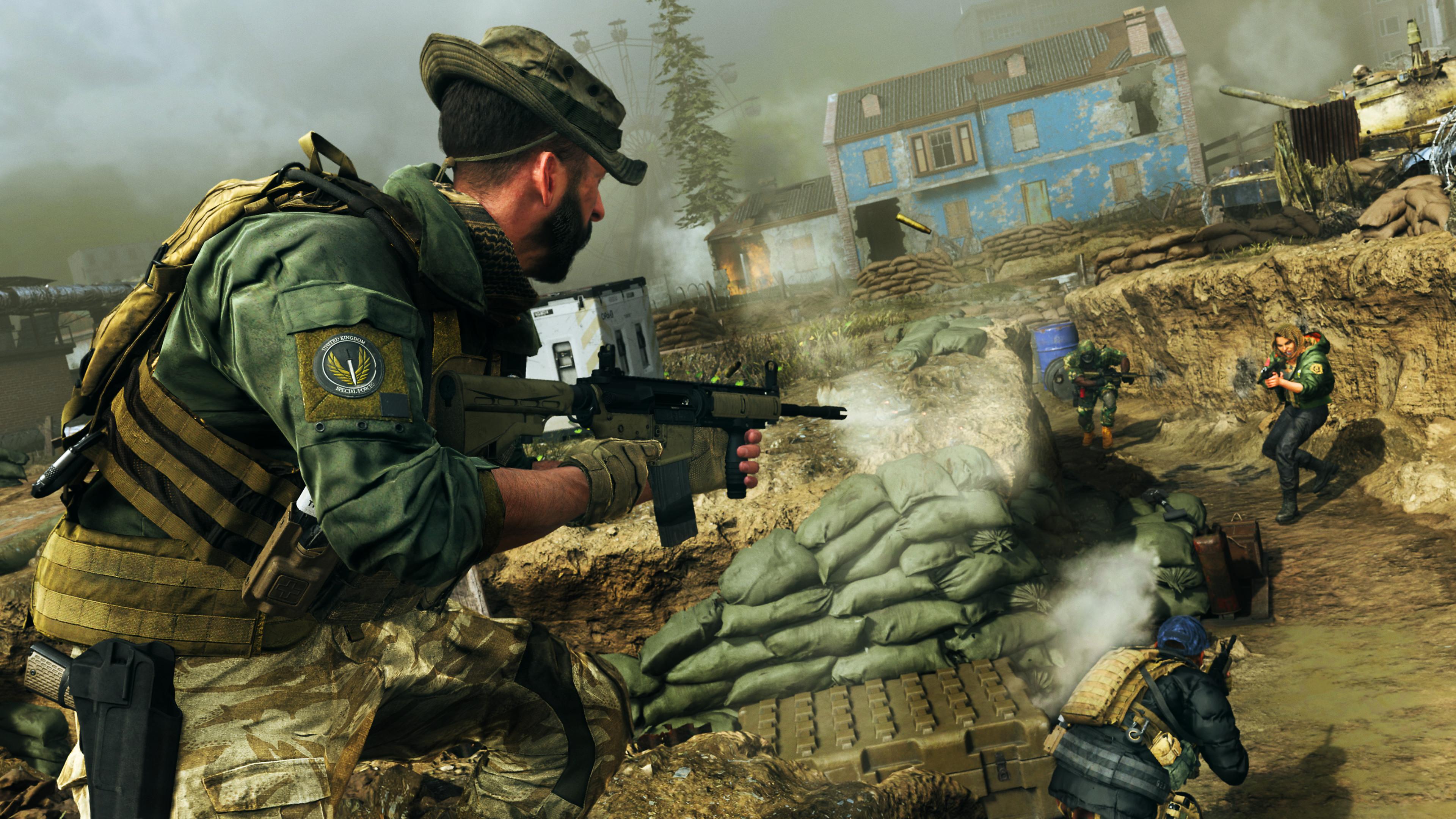 Call of Duty®: Modern Warfare® - Screenshot 3