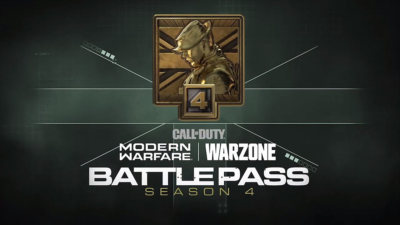 Call of Duty®: Modern Warfare® & Warzone - Season Four Battle Pass Trailer | PS4