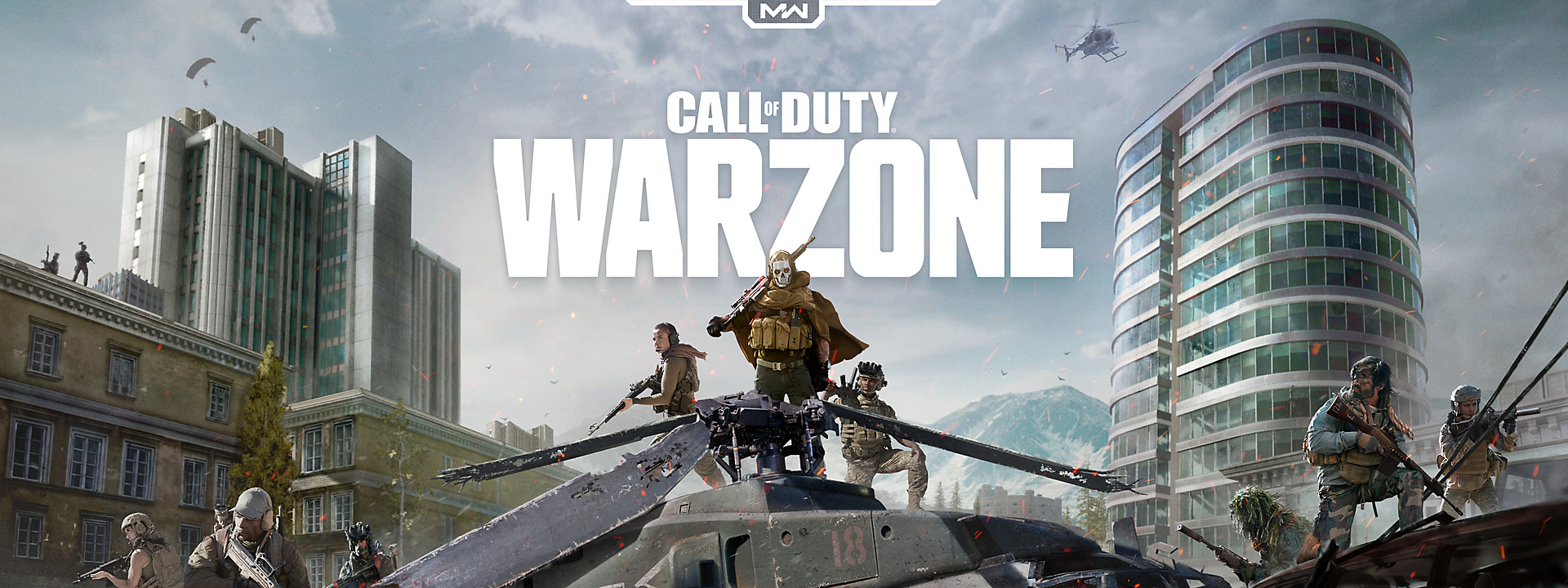 Call of Duty: Warzone - Play Now for Free