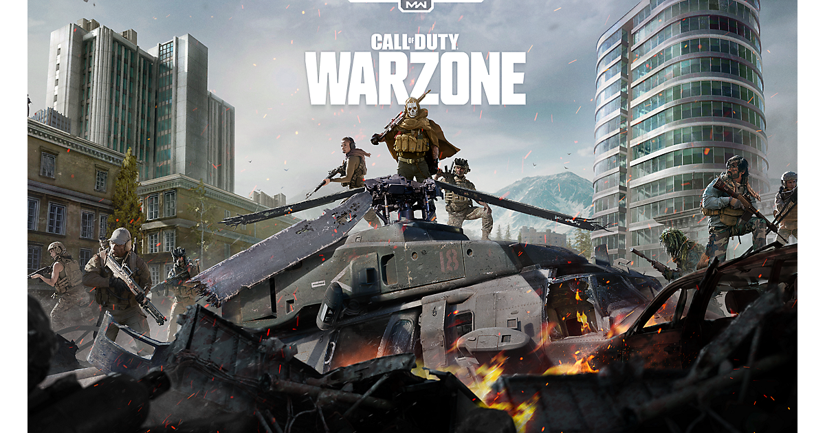 Call of Duty®: Warzone Game | PS4 - PlayStation