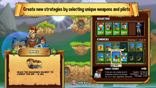 Cannon Brawl Screenshot 3