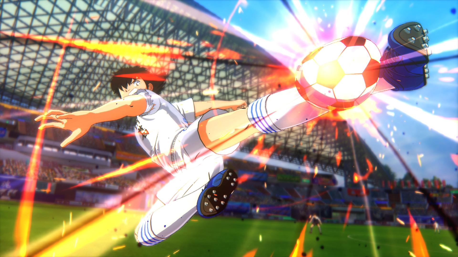 CAPTAIN TSUBASA: RISE OF NEW CHAMPIONS Game | PS4 - PlayStation