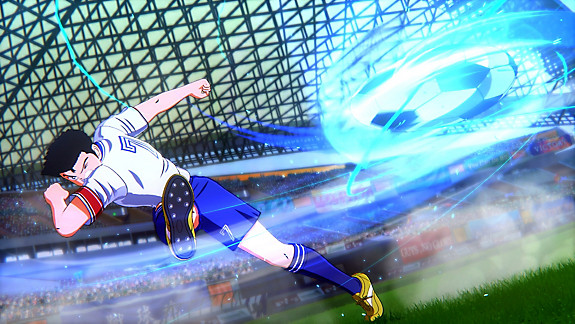 Captain Tsubasa: Rise of New Champions - Screenshot INDEX