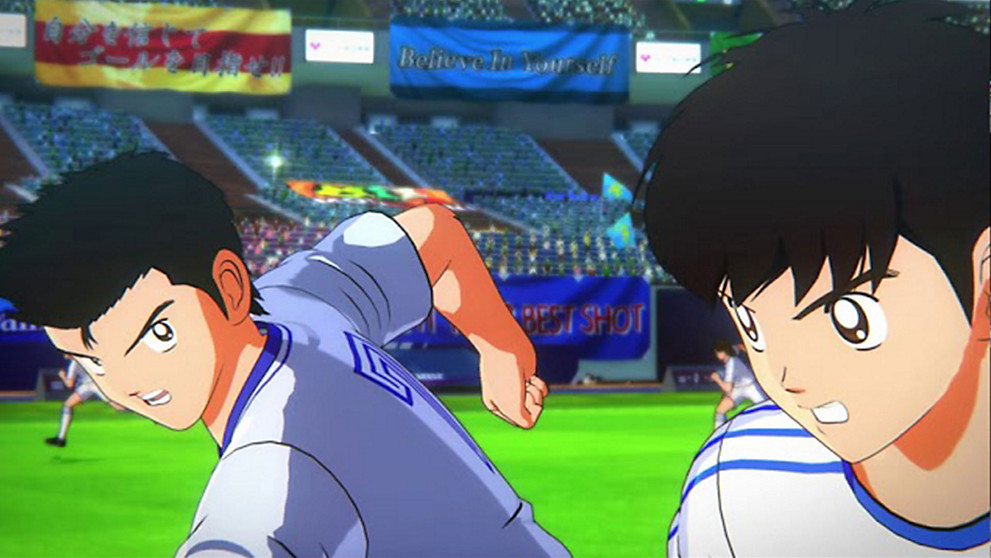 Captain Tsubasa: Rise of New Champions - Street Date Announcement Trailer | PS4