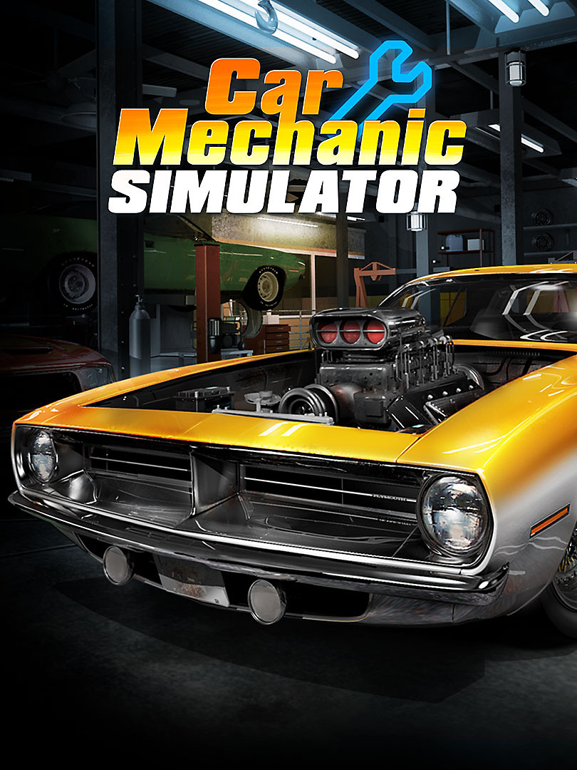 Car Mechanic Simulator Game | PS4 - PlayStation