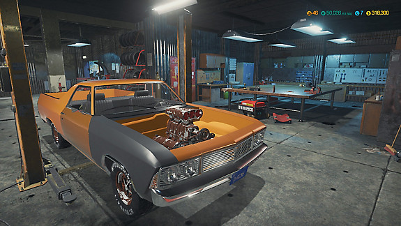 Car Mechanic Simulator - Screenshot INDEX