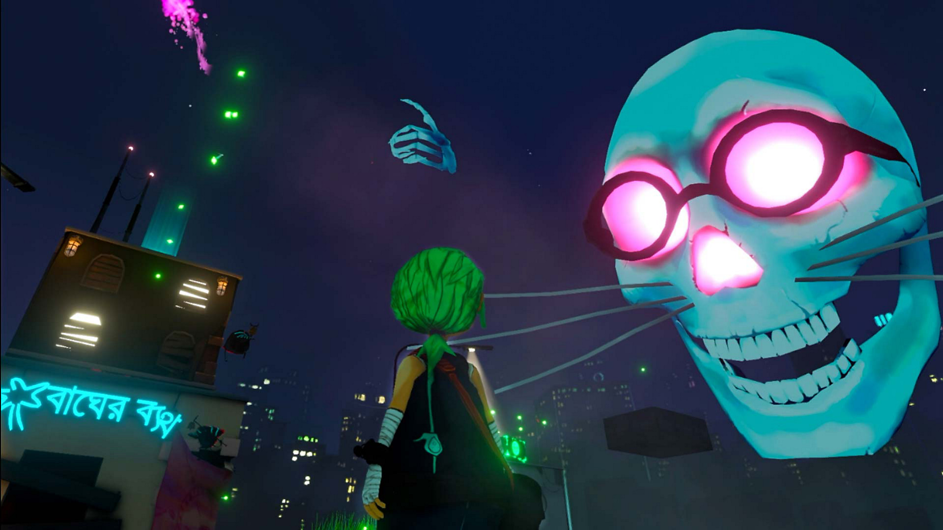 Carly and the Reaperman – Escape from the Underworld Game | PS4 - PlayStation