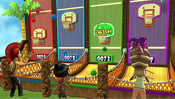 Carnival Games® - Screenshot INDEX