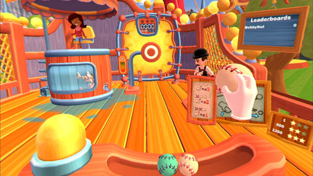 Carnival Games® VR Screenshot 1