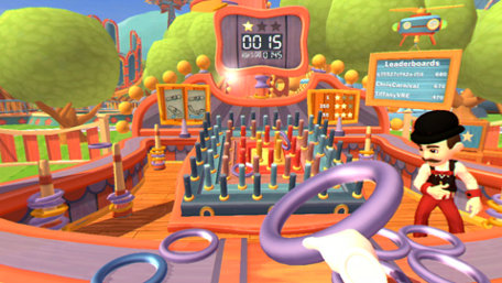 Carnival Games® VR Trailer Screenshot