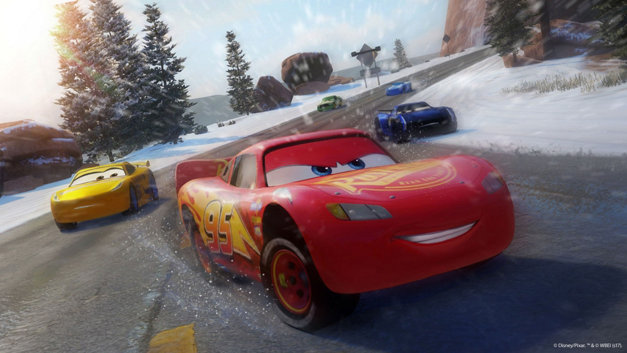 Cars 3: Driven to Win Screenshot 4