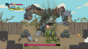 Cartoon Network: Battle Crashers Screenshot 14