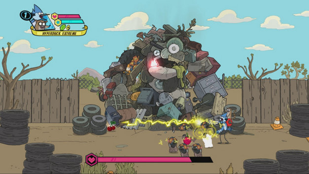 Cartoon Network: Battle Crashers Screenshot 4
