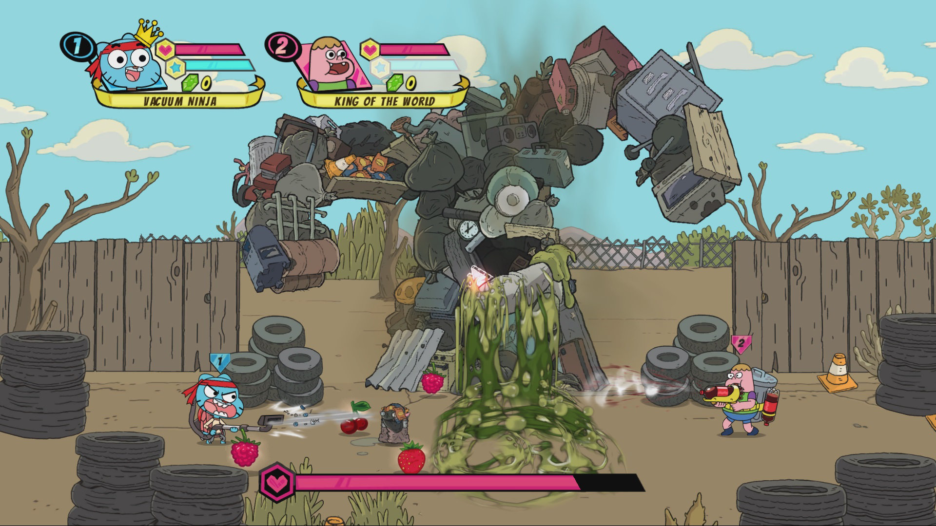 Cartoon Network Battle Crashers Game Ps4 Playstation