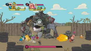 Cartoon Network: Battle Crashers Screenshot 6