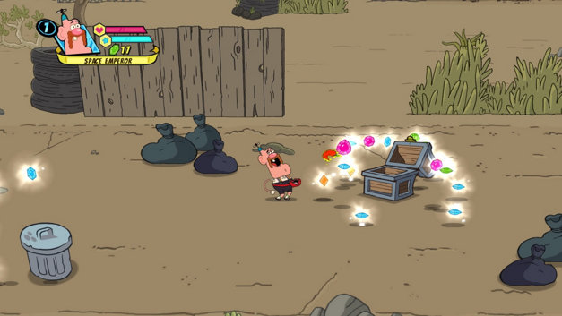 Cartoon Network: Battle Crashers Screenshot 10