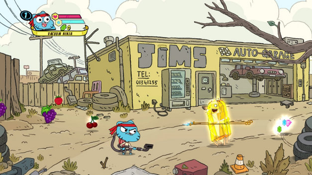 Cartoon Network: Battle Crashers Screenshot 1