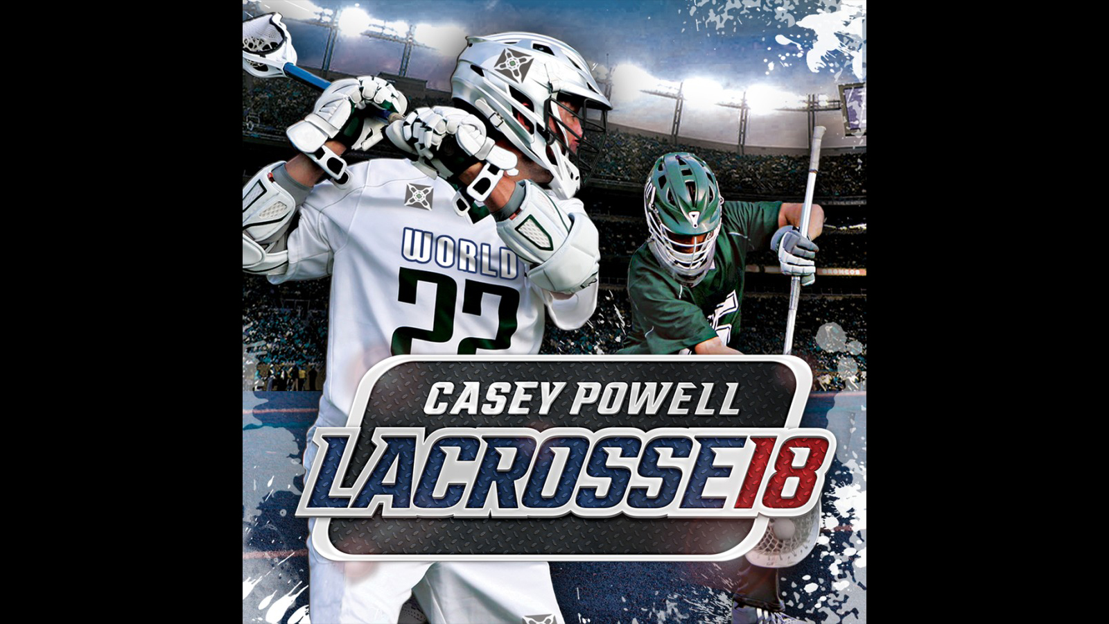 Casey Powell Lacrosse 18 Game Ps4 Playstation