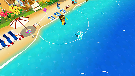 Castaway Paradise - Screenshot INDEX