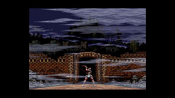 Castlevania Anniversary Collection - Screenshot INDEX