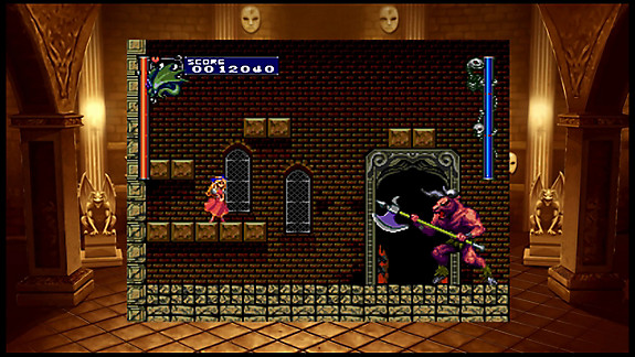 Castlevania Requiem: Symphony of the Night & Rondo of Blood - Screenshot INDEX