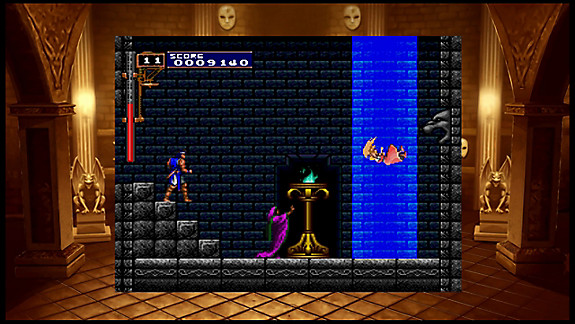 Castlevania Requiem: Symphony of the Night & Rondo of Blood screenshot