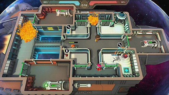 Catastronauts screenshot