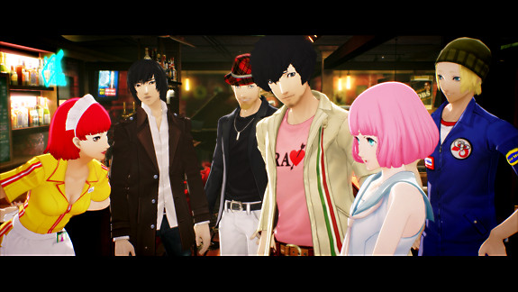 Catherine: Full Body - Screenshot INDEX