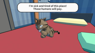 Catlateral Damage Screenshot 2