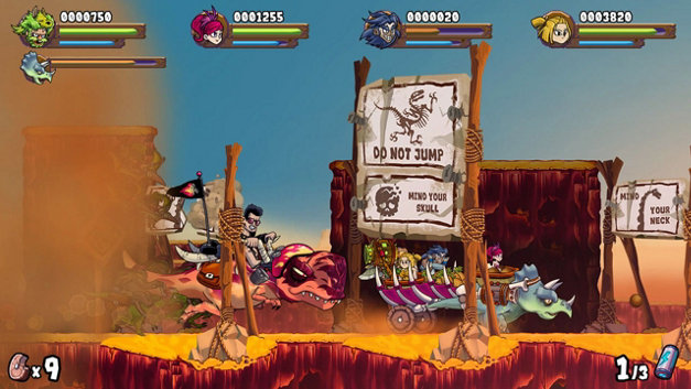Caveman Warriors Screenshot 10