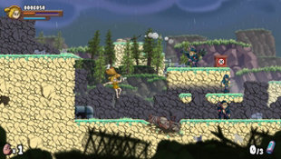 Caveman Warriors Screenshot 2