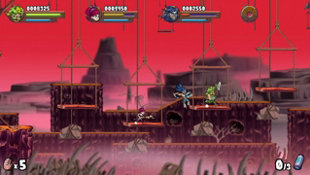 Caveman Warriors Screenshot 3