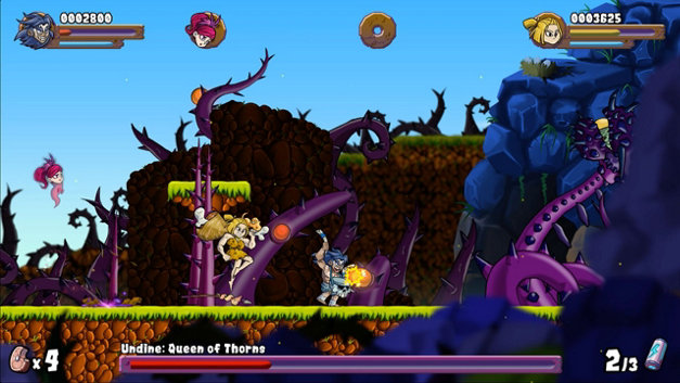 Caveman Warriors Screenshot 4