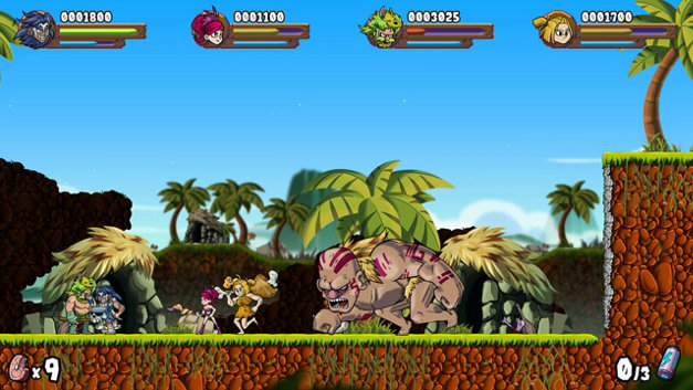 Caveman Warriors Screenshot 7