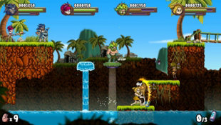 Caveman Warriors Screenshot 9