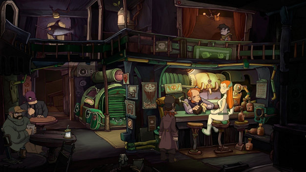 Chaos on Deponia Screenshot 4