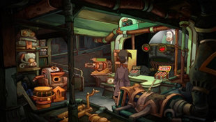 Chaos on Deponia Screenshot 5