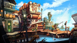 Chaos on Deponia Screenshot 8